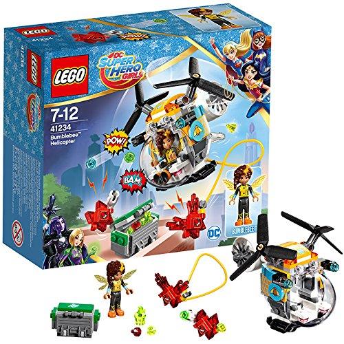 LEGO Super Héroes - Helicóptero de Bumblebee (41234)