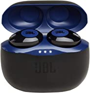 JBL T120TWSBLU True Wireless In-Ear Headphones, Blue - (Pack of 1)