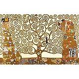 1art1 48106 Gustav Klimt - Póster de El árbol de la vida (91 x 61 cm)