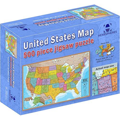 Round world products al mejor precio de amazon en savemoney round world products rwphmp02 puzzle 500 piezas 61 cm de altura 91 gumiabroncs Choice Image