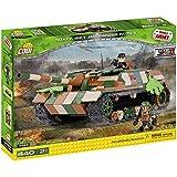 COBI - Tanque SD.KFZ.162/I Jagdpanzer IV/70 (V), juego de construcción (2483)