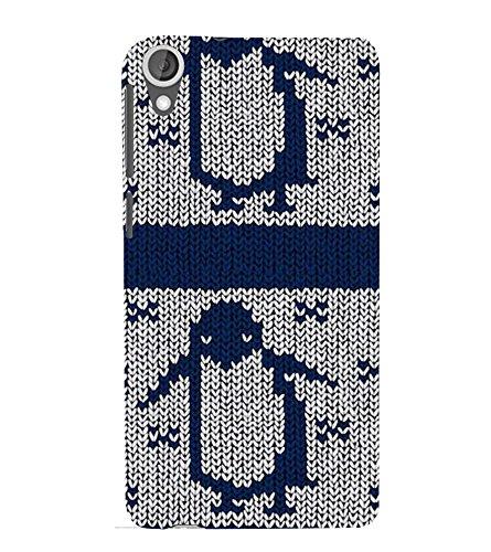PrintVisa Cartoon Woolen Pattern 3D Hard Polycarbonate Designer Back Case Cover for HTC Desire 820 :: HTC Desire 820 Dual Sim :: HTC Desire 820S Dual Sim :: HTC Desire 820q Dual Sim :: HTC Desire 820G+ Dual Sim