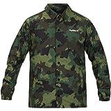 Hurley M Siege Coaches Jacket Chaqueta Hombre