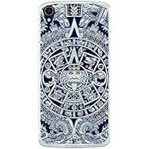 Funda Gel Alcatel OneTouch Idol 3 5.5 BeCool Azteca Calendario