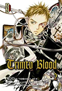 Trinity Blood Edition simple Tome 2