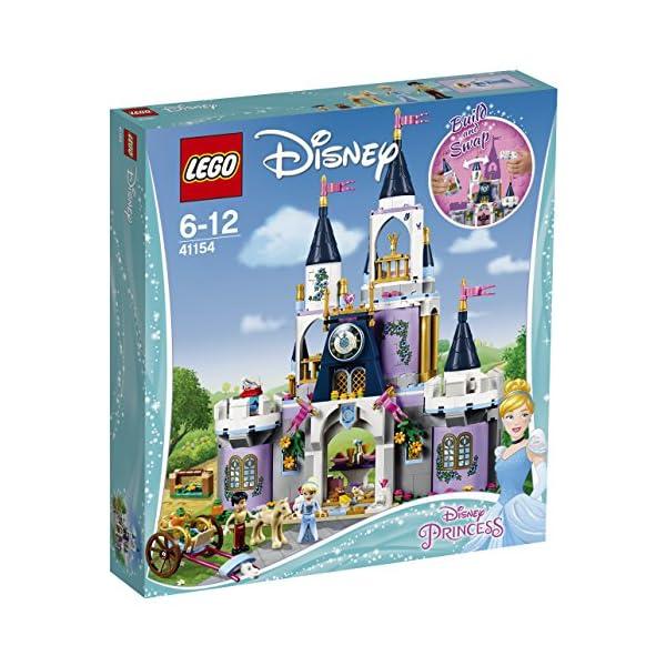 LEGO Disney Princess - Il Castello dei Sogni di Cenerentola, 41154 5 spesavip