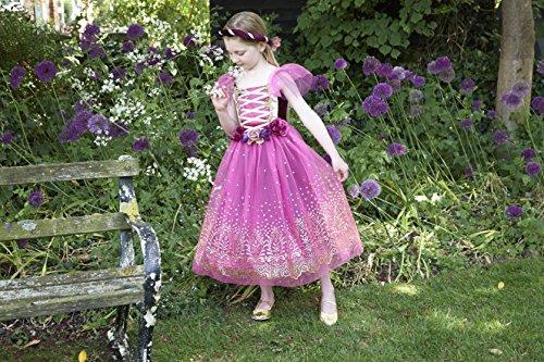 Plum Princess Costume Age 3-5 -