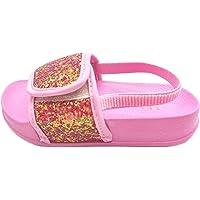 Dream Bridge Summer Sandals, Unisex Kids'Flip Flops with Adorable Cartoon Design Beach Shoes Suitable for Indoor Outdoor…