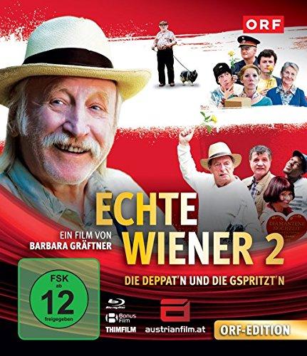 Echte Wiener 2: Die Deppat'n und die Gspritzt'n [Blu-Ray]