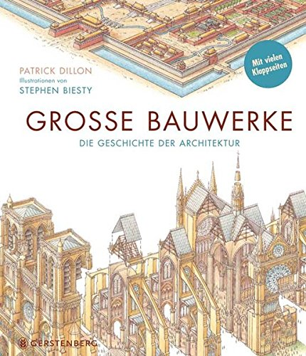 Große Bauwerke: Die Geschichte der Architektur Buch-Cover