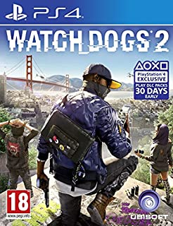 Watch Dogs 2 (PS4) (B01GS5I3LS) | Amazon Products