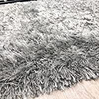 Modern Style Rugs for Living Room - Luxury Thick Dense Next Style Quality Home Floor Shaggy Shag Pile Rug from Modern Style Rugs