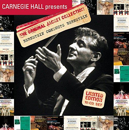 Bernstein Dirige Bernstein -Original Jacket Collection [10 CD]