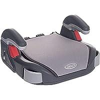 Graco 8E93OPS2E Booster Basic Siège Auto, Ciel d'Opale, Gris
