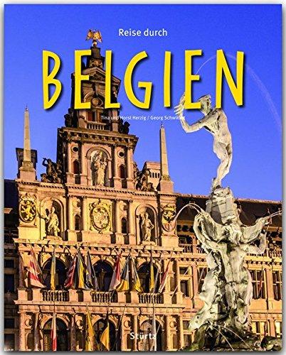 Reise durch BELGIEN - Ein Bildband mit 180 Bildern - STÜRTZ Verlag