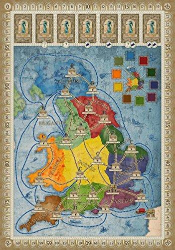 Concordia Erweiterung Britannia/Germania