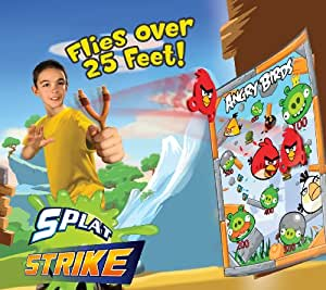 angry birds splat strike spiel uk import. Black Bedroom Furniture Sets. Home Design Ideas