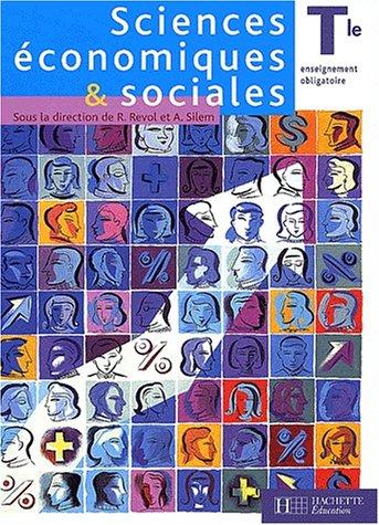 Sciences économiques et sociales, Terminale