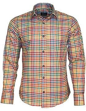 TWC Trachten Hemd, 100% Baumwoll