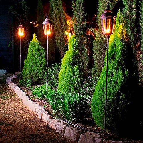 Garten-Laterne Alt Wien, 3er-Set