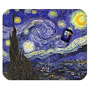 Doctor Who Custom Rectangle Non-Slip Rubber Mousepad Gaming Mouse Pad