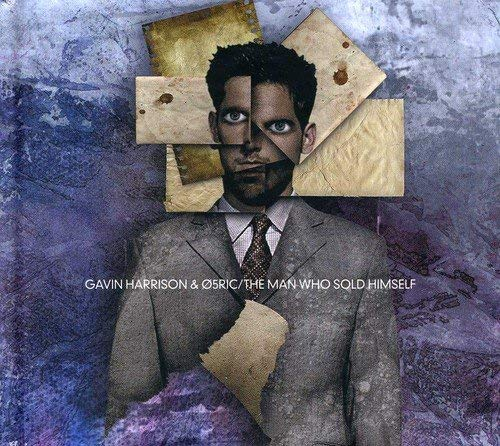 The Man Who Sold Himself ( Cd & 5.1 Mix Dvd ) by Gavin Harrison (2012-02-28)