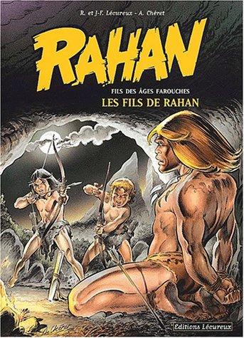 Rahan, fils des âges farouches, tome 3 : Les fils de Rahan
