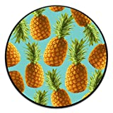 Multi-Function Mounts and Holder,Cheap Expanding Stand and Grip for Smartphones and Tablets, Pop Mount Socket for iPhone - Pineapple Black