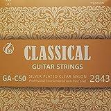 Klassische Gitarrensaiten