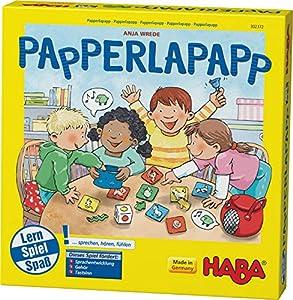 HABA 302372 Juego Educativo Child Niño/niña - Juegos educativos (Multicolor, Child, Niño/niña, 3 año(s), 10 min, Alemán, Holandés, Inglés, Español, Francés, Italiano)