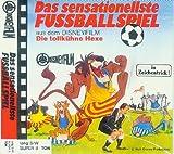 Das sensationellste Fussballspiel aus dem Disneyfilm