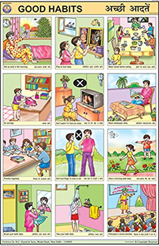 Good Habits Chart (50x75cm)
