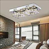 Ameride Kristall LED Deckenlampe Deckenleuchte Wandlampe 16W US-6813-2C