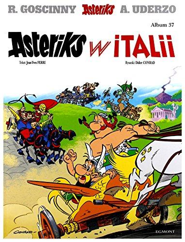 Asteriks w Italii (Tom 37) [KOMIKS]