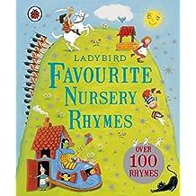 Ladybird Favourite Nursery Rhymes (Ladybird Baby & Toddler)