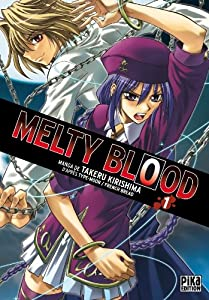 Melty Blood Edition simple Tome 1