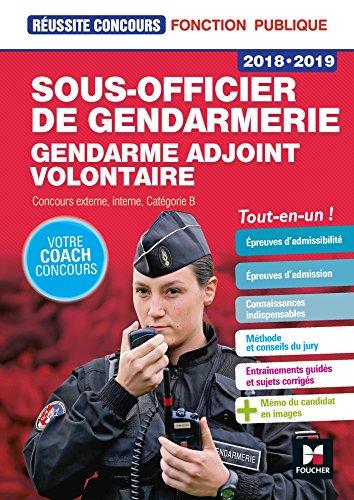Réussite Concours Sous-officier de gendarmerie / Gendarme adjoint volontaire par Rosa Lüthi
