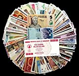 #7: collection house 30 Different Original Foreign Banknotes from atleast 24 Country World Wide, Rare Legal Money Currency Notes Collection