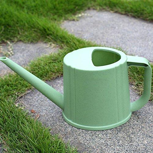 Wddwarmhome Vert 1.5L Arrosage Résine Jardinage Arrosage Pot Ménage Arrosage En Plastique Arrosoir