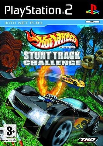 Hot Wheels Stunt Track Challenge (PS2)
