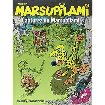 Marsupilami, tome 0 : Capturer un Marsupilami !