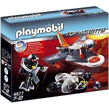 Playmobil - Avión detector de espionaje ...