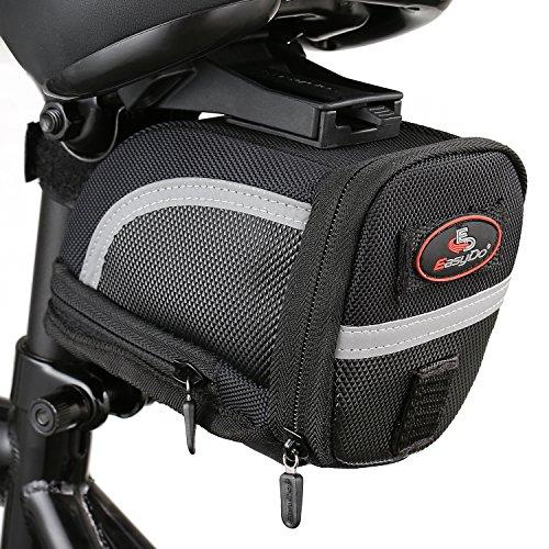 ONEU Fahrrad Satteltasche Fahrrad Sitz Tasche Fahrrad Sitz Pack Radfahren Bag Bundle Reflektierende Regale Ausrüstung Regendichte Sitzbezug L:114*216*140mm