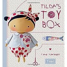 Tildas Toy Box