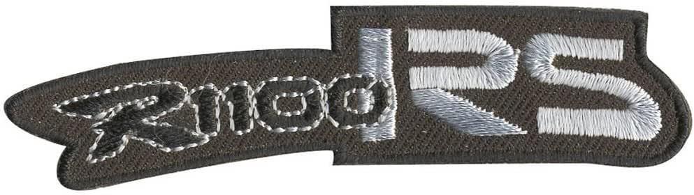 Gr 04324 Patches Stick Applikation ca R1100 RS 8 x 2 cm AUFNÄHER