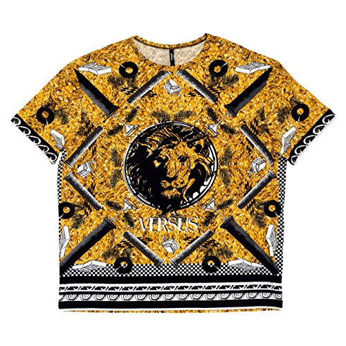versace-t-shirt-uomo-black-and-gold-xx-large