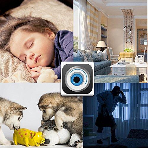 Zoom IMG-1 telecamera di sicurezza wireless houzetek