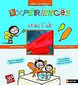EXPERIENCES AVEC L AIR