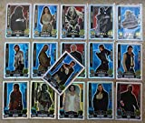 alle 16 Force Meister Karten Star Wars Force Attax Movie 3 deutsch