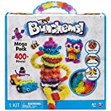 Squish, connect and create with Bunchems! The colorful little balls that stick to each other and build like no other. The Bug Creation Pack allows you to build 1 of 3 amazing 3D bug creations! Use Bunchems to build a fuzzy ladybug, a daring dragonfly...